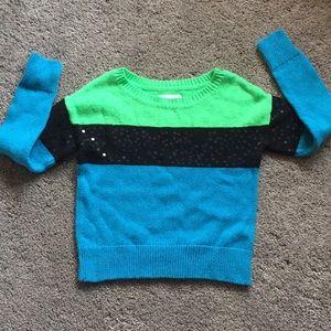 EUC Justice Sequin Sweater